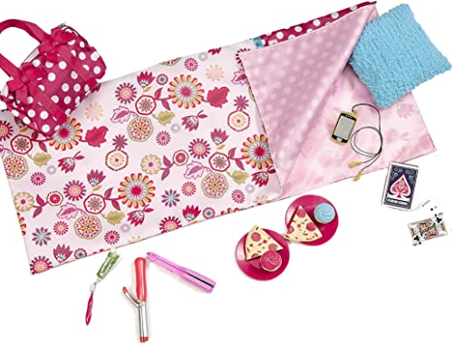 Our Generation Polka Dot Sleepover Set for 18-Inch Dolls by Our Generation