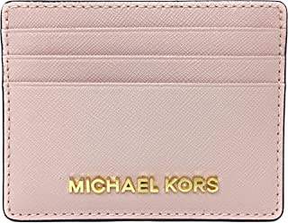 Michael Kors Jet Set Travel Large Saffiano Leather Card Holder