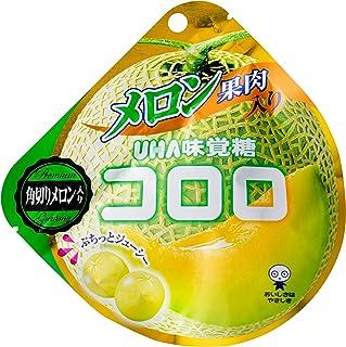 味覚糖 コロロ メロン 40g×6袋