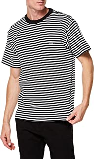 OBEY Clothing Men's Ideals Sustainable Stripe TEE