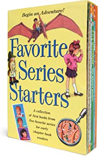 Favorite Series Starters Boxed Set: A collection of first books from five favorite series for early chapter book readers (Magic Tree House (R))