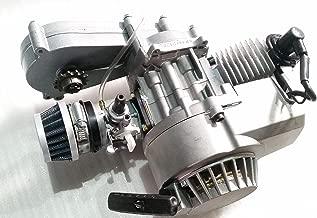 Motor completo de 2 Stroke, 49 cc, cilindro único, caja de transferencia para minimotos.