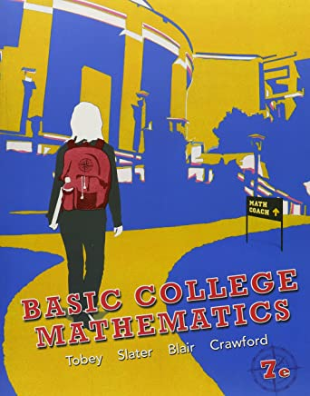 Basic College Mathematics & Worksheets with Math Coach