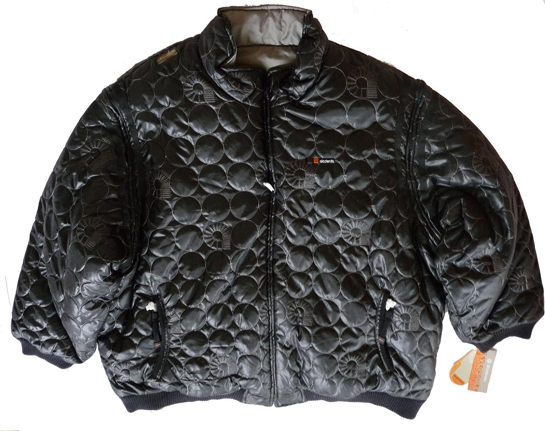 Akademic Mens Light weight polyester Reversible Jacket