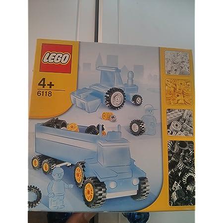 レゴ (LEGO) 基本セット ブロック タイヤセット 6118
