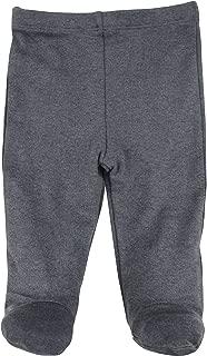 Dordor & Gorgor Organic Baby Footed Pajamas Pants, Dye Free, 100% Cotton