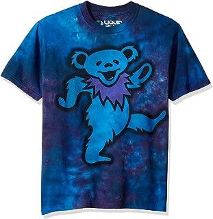 Liquid Blue Men's Grateful Dead Big Bear T-Shirt