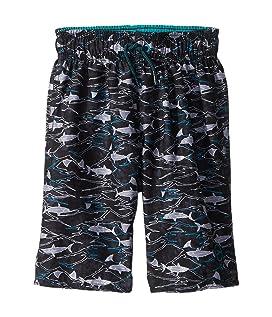 Sharkamo Volley Shorts (Little Kids/Big Kids)