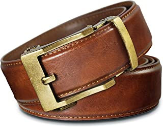 drake leather belt