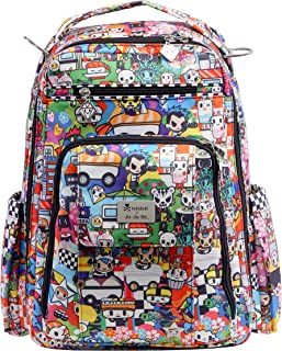 Ju-Ju-Be Tokidoki Collection Be Right Back Rucksack Nappy Bag, Sushi Cars