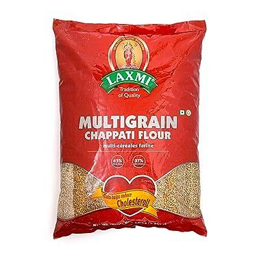 Laxmi All-Natural Multigrain Chapati Flour - 10lb