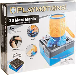 Playmotions 3D Maze Mania Science Kit