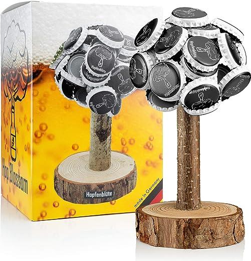 Magnetbaum aus Holz als Männer Geschenk