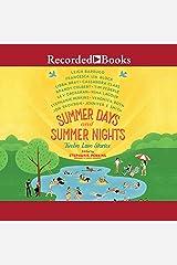 Summer Days and Summer Nights: Twelve Love Stories Audible Audiobook