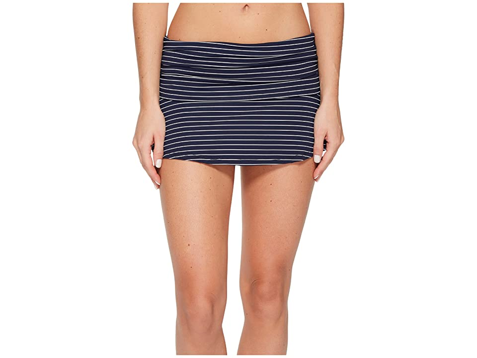 Carve Designs Playa Skirt (Anchor Aruba Stripe) Women