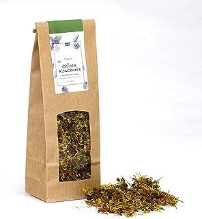 Greek Organic Bio Herb Hypericum / St John's Wort Flowers from Mount Pelion Greece - GMO / Caffeine Free