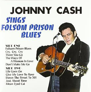 Sings Folsom Prison Blues [12 inch Analog]