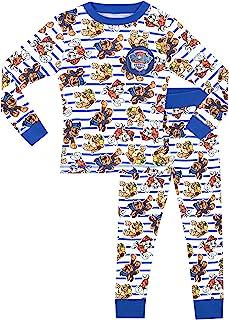 Paw Patrol Pijamas de Manga Larga para niños La Patrulla Canina