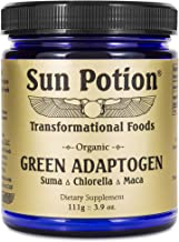 sun potion green adaptogen