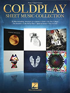 Best clocks coldplay piano sheet music easy Reviews