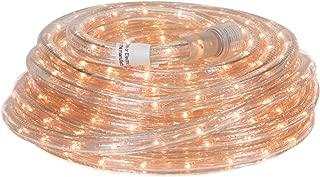 Direct-Lighting RLWL-INC-48 Warm White 48 FT INCADESCENT Rope Light
