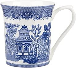 Churchill Queens Blue Willow Fine Bone China Gift Coffee Tea Mug