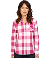 U.S. POLO ASSN. - Gingham Plaid Poplin Shirt