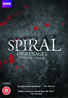 Spiral - Series 1-4 [Reino Unido]