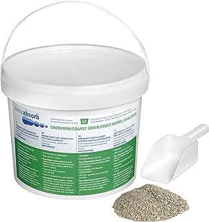 Easy Absorb P-10005 Nettoyant Granulés d'Hygiène Retient les Odeurs/Liquides Gênants Gros Grain 1,5 kg