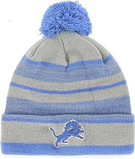 NFL Men's OTS Huset Cuff Knit Cap with Pom