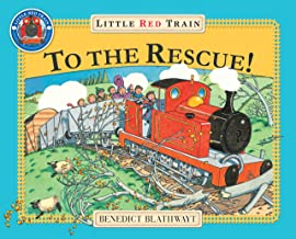 The Little Red Train: To The Rescue (English Edition)