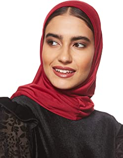 SHADOW Women's Hijab Muslim Islamic Arab Scarf Headscarf Abaya Cap, Large