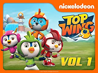 Top Wing Season 1