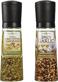 dean jacobs spicy garlic