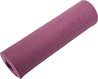 Fitness First EcoWise Premium Exercise Workout Mats