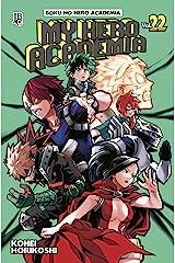 My Hero Academia vol. 22 eBook Kindle