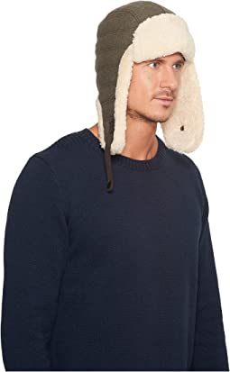 UGG - Wool Trapper w/ Fur Trim