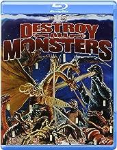destroy all monsters godzilla
