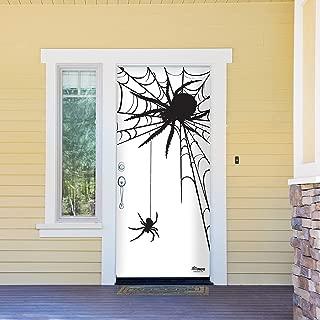 Victory Corps Spiders - Halloween Front Door Banner Mural Sign Décor 36