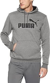 PUMA Men's Essential Hoody Fleece Big Logo