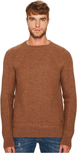 DSQUARED2 - Amish Knit Sweater