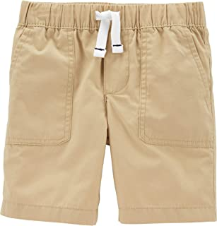 Little Boys' Pull-on French Terry Shorts