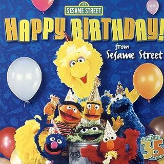 Sesame Street: Happy Birthday From Sesame Street