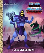 I Am Skeletor! (He-Man) (Little Golden Book)