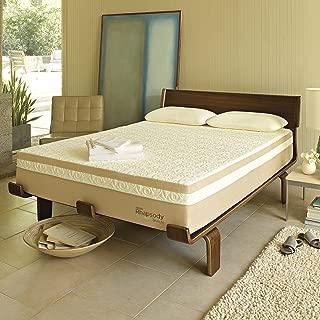 Tempur-Pedic  Contour Rhapsody Breeze 1.0 Medium-Firm Mattress, Split California King (Purchase 2 to Complete California King Set)