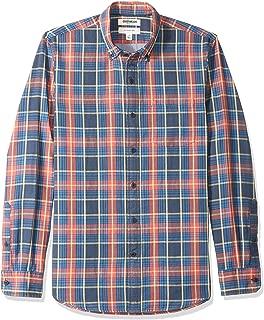 Amazon Brand - Goodthreads Men's Slim-fit Long-Sleeve Doubleface Shirt