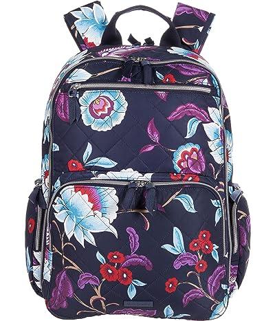 Vera Bradley Performance Twill Commuter Backpack (Mayfair in Bloom) Backpack Bags