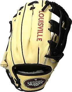 Louisville Slugger Pro Flare Gloves, Cream, 11.5