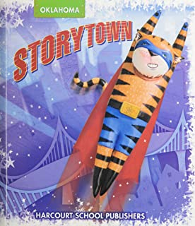 Harcourt School Publishers Storytown: Student Edition Blast Off! Level 2-2 Grade 2 2008