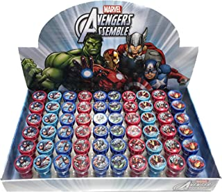 Marvel 60 Pieces Avengers Stampers Self-inking (Complete Box)